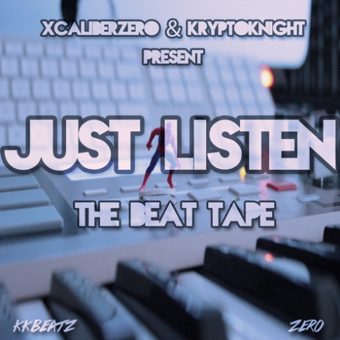 XcaliberZeroKryptoKnight_Just_Listen_The_Beat_Tap-front-large
