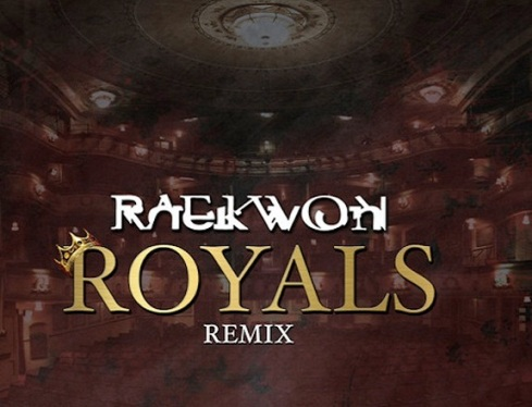 Lorde- Royals (Raekwon Remix)